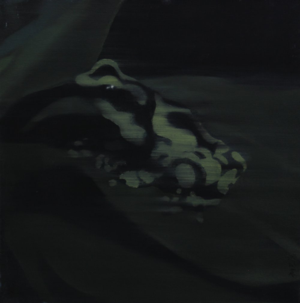 Poison,2010 , 30cm x 30cm, Oil on canvas.jpg