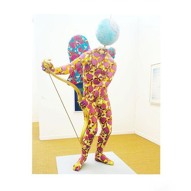 """Cupid bending a bow"" by #yinkashonibarembe 🏹🌎"