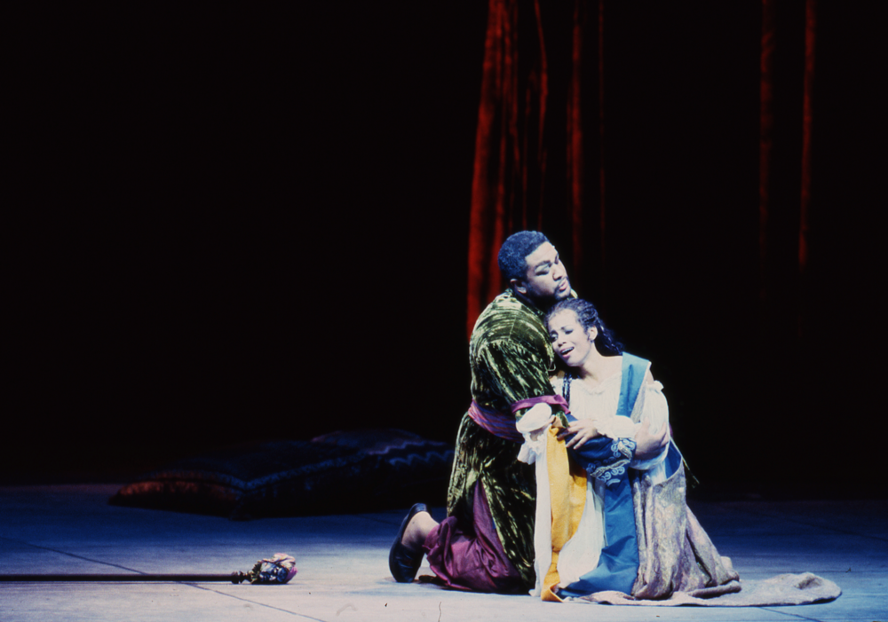 Gilda in  Rigoletto , Seattle Opera