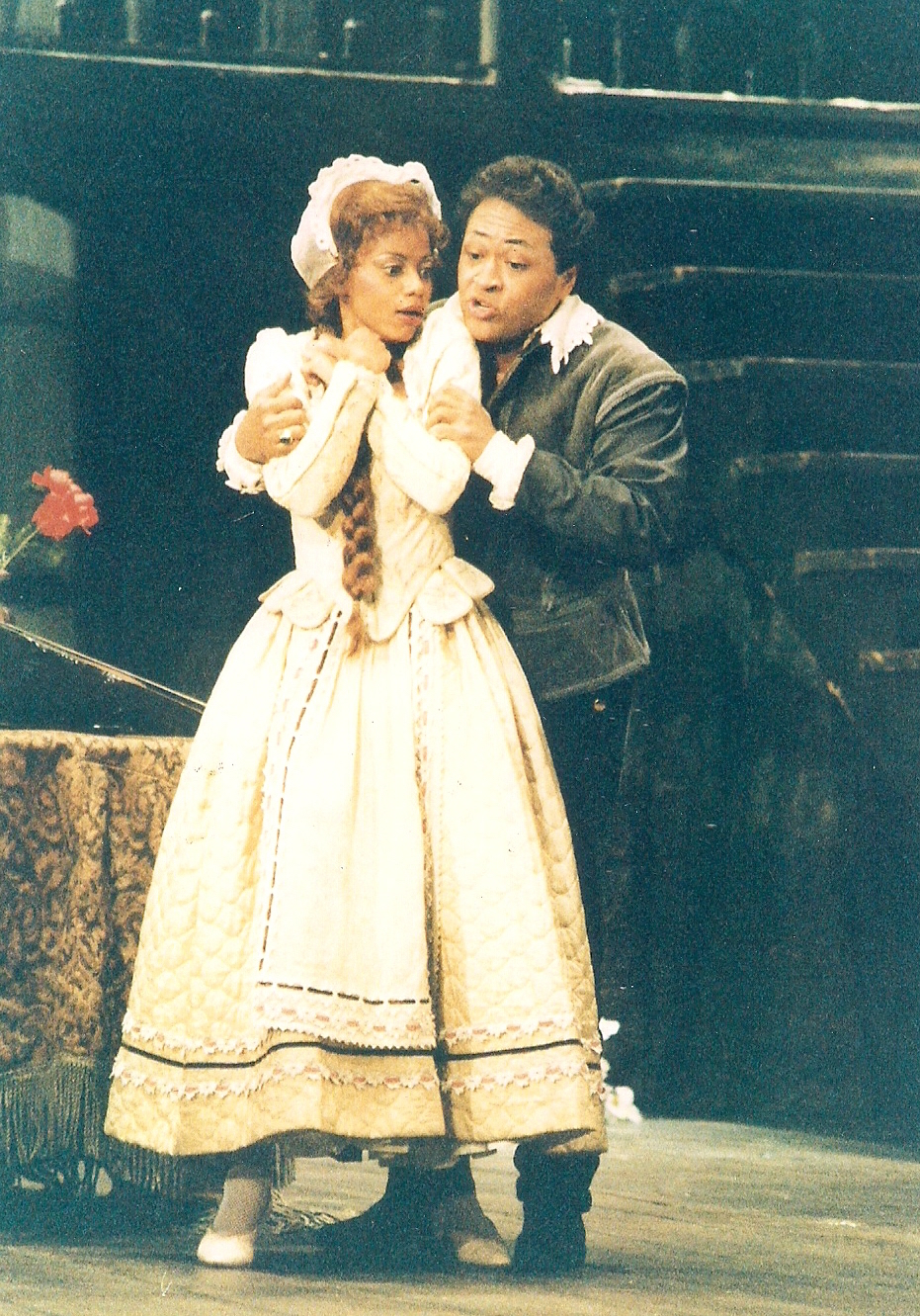 Nannetta in  Falstaff, Opéra de Nice