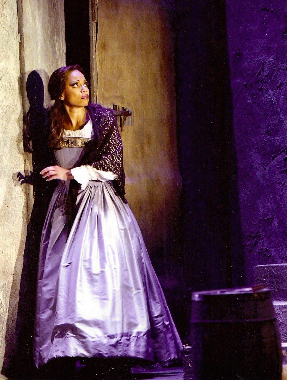 Gilda in  Rigoletto , Tulsa Opera