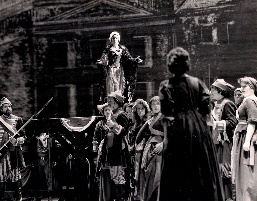 Soeur Constance in  Dialogues des Carmélites , The Canadian Opera