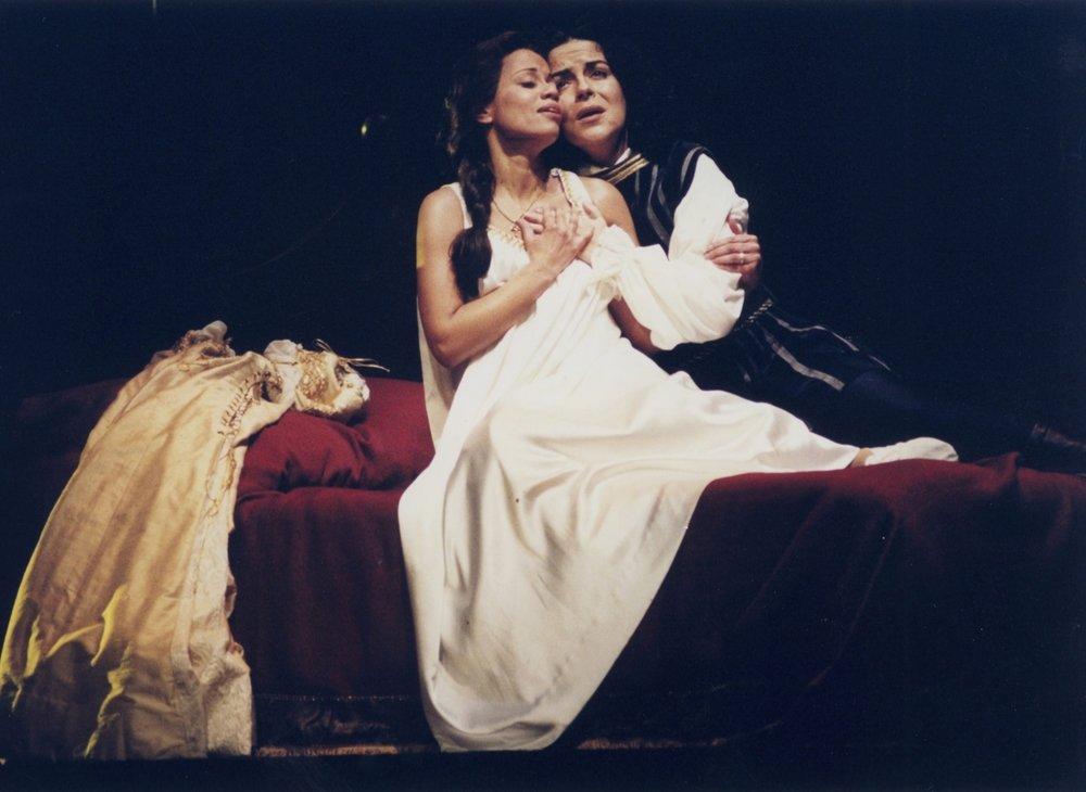 Giulietta in  I Capuleti e i Montecchi, Tulsa Opera