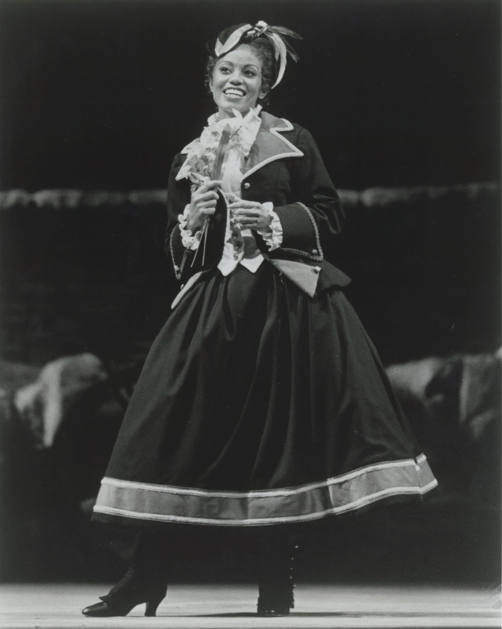 Marie in  La Fille Du Régiment , Seattle Opera