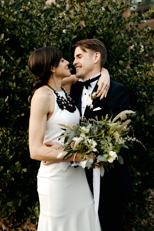 INDUSTRIAL ROMANCE   JULIE + TAYLOR