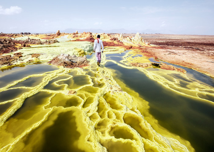 Danakil: Land of Salt and Fire