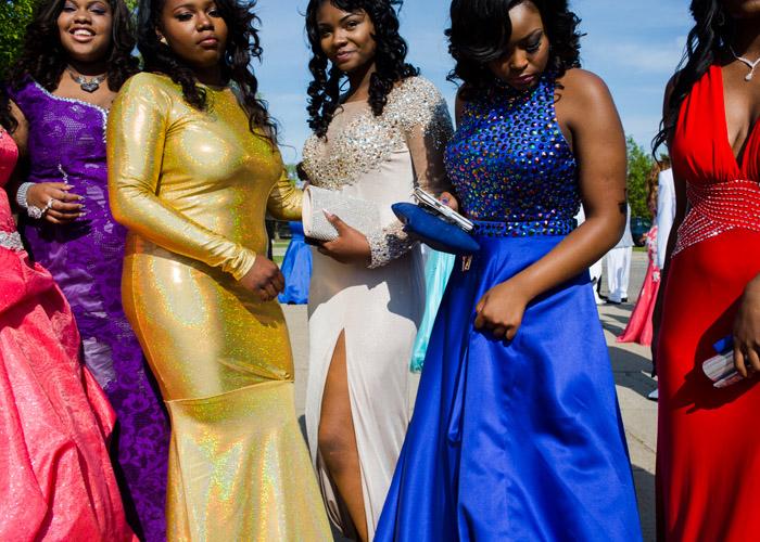 Prom in Flint
