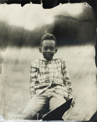 """Tintypes: a Community portrait"""