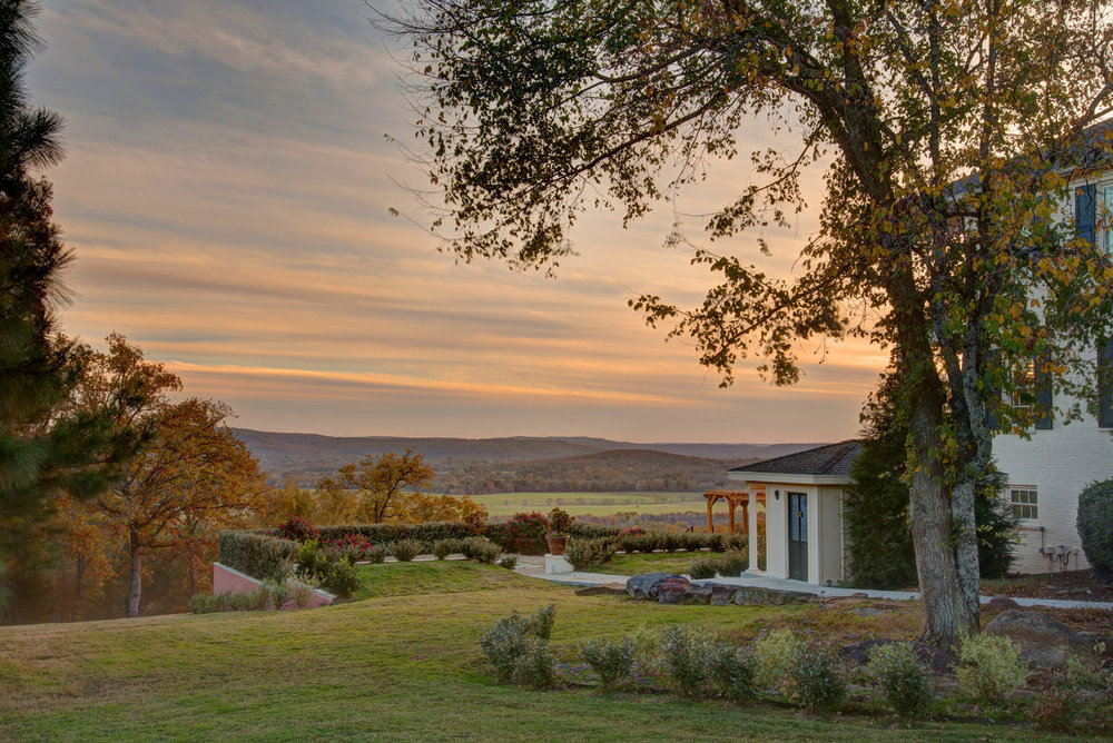 Incredible views and seclusion atop 10 acres