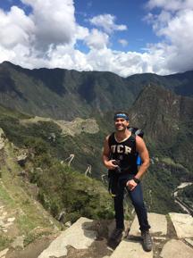 """""""I spent 17 hours aroundMachu Picchuon my own"""""""