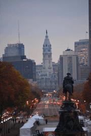 """My 4 day trip through some of the Mid-Atlantic (Philadelphia)"""