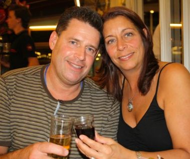 Owners - Christos and Christine Zouzias