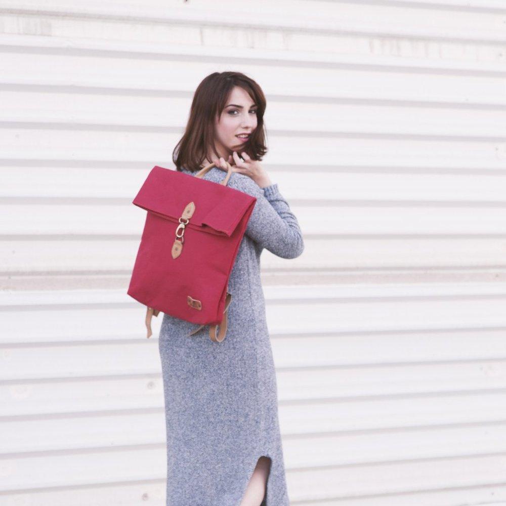 1881a4ec84 Lucas Mini Backpack — My Meraki Shop