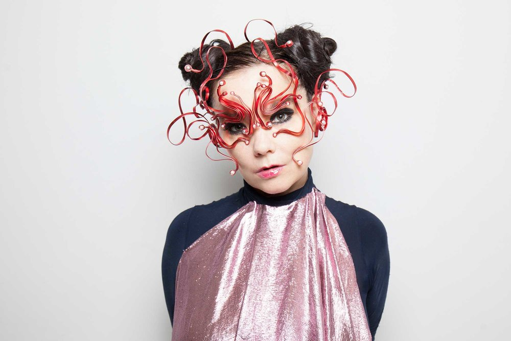 Bjork Announces Album on Twitter This Morning.