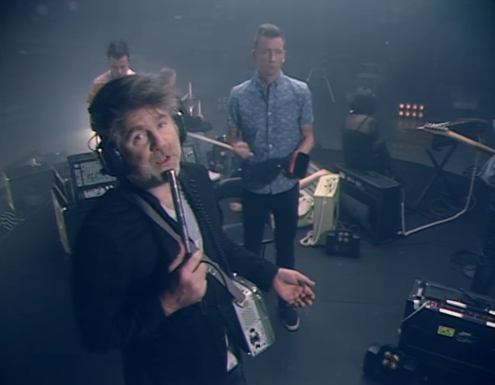 "Watch LCD Soundsystems Glam Pop Inspired Music Video For ""tonite"""