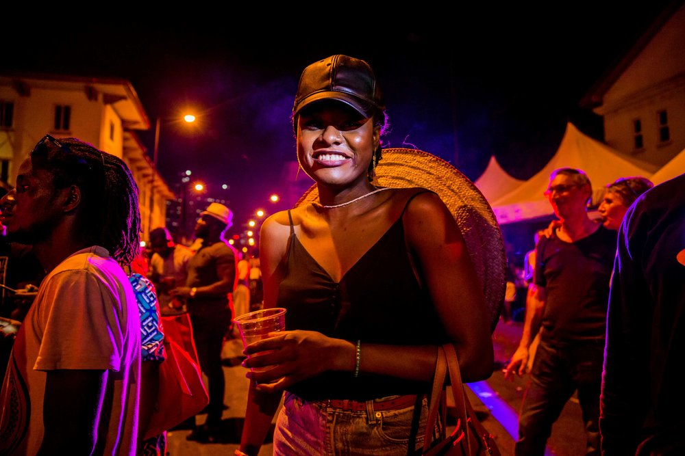 BLOCK PARTY LAGOS is an annual cultural initiative intended to take art out of conventional spaces into the public realm through dance, music, visual art, street performances, theatre, food, fashion, design, art installation, graffiti and musical performances. -