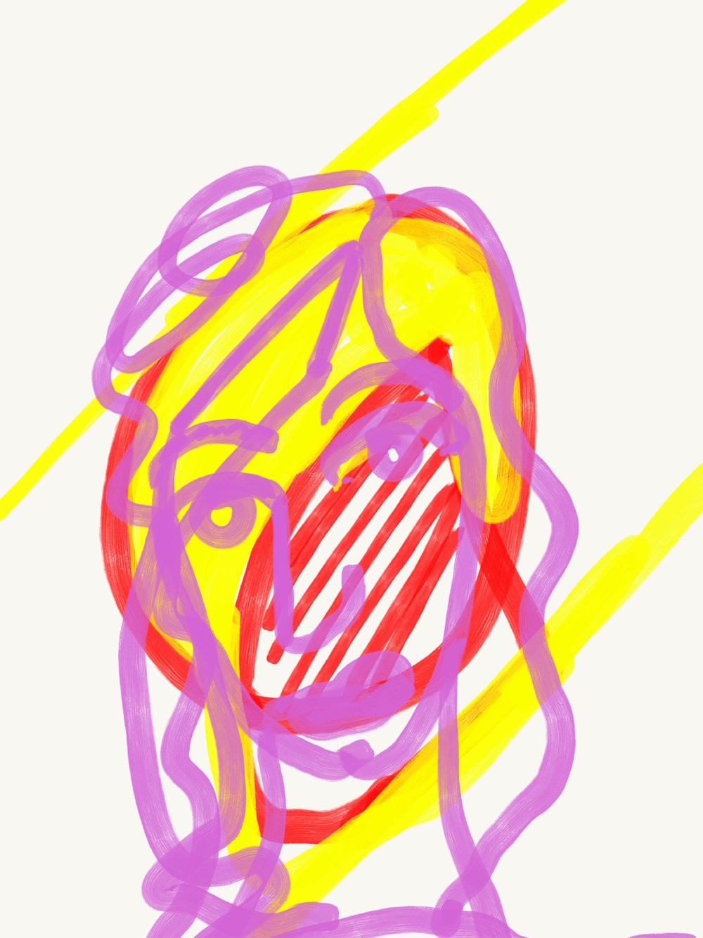 woman sketch _ pink and yellow.jpg