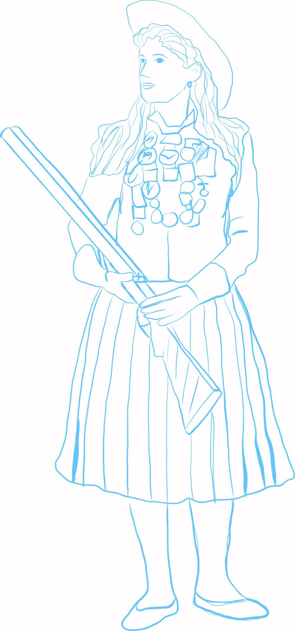 Annie Oakley 24 x 30.jpg