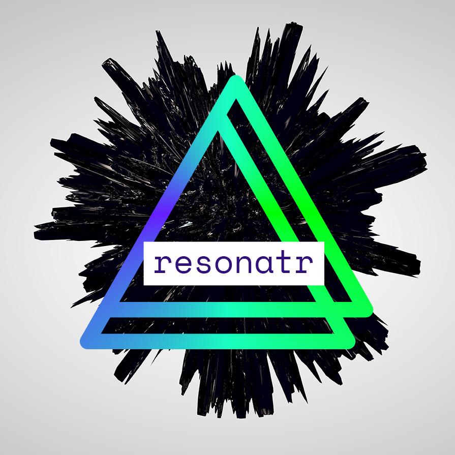 geo-enabled music sharing app - #brand #UI+UX #app #spotify #react native