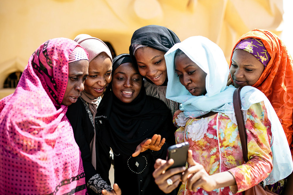 TEGA  - Technology Enabled Girl Ambassadors and researchers, Nigeria