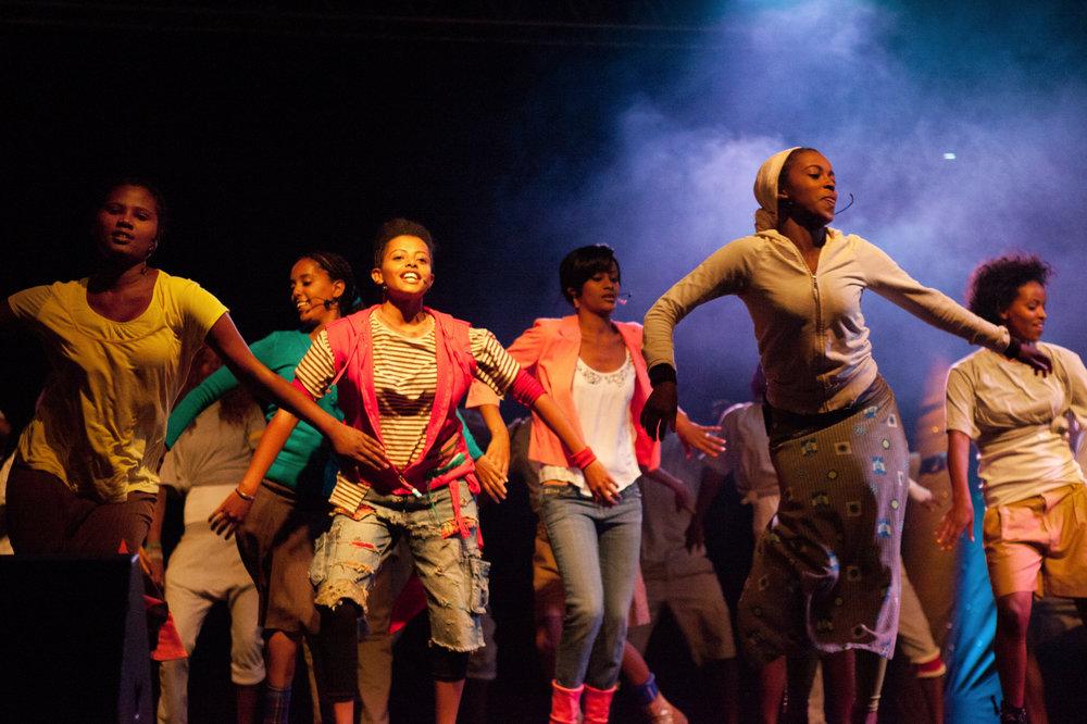 Yegna : drama, music + talk show, Ethiopia