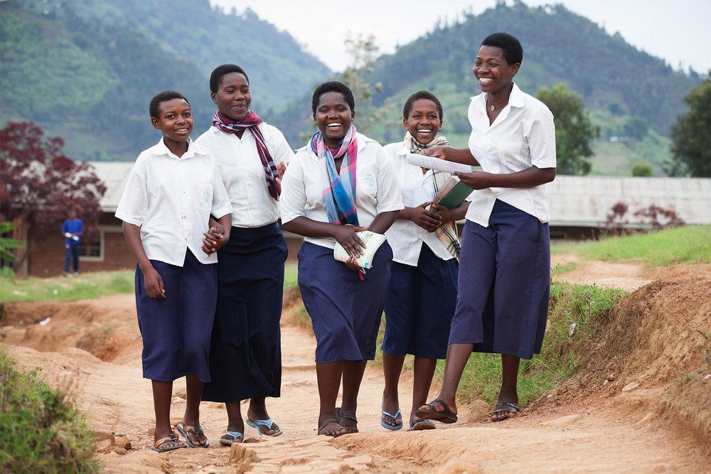 NiNyampinga  multimedia platform, Rwanda