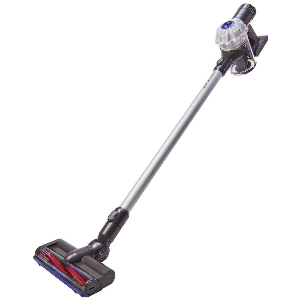 Dyson Vacuum  Cordless 30 minutes of fade-free suction battery Lightweight design