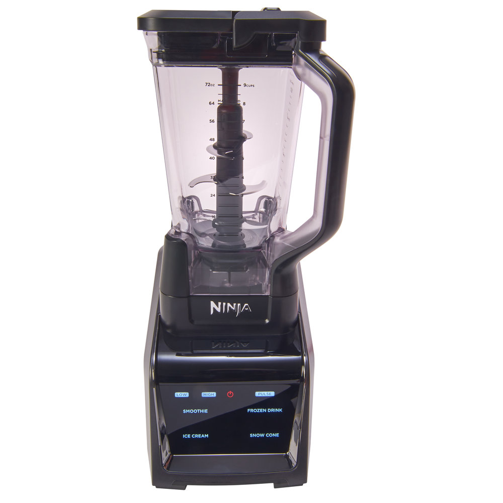 Ninja Blender  2.13 L 1200 W, 8 settings Chop, blend, pulse and grate with consistent results