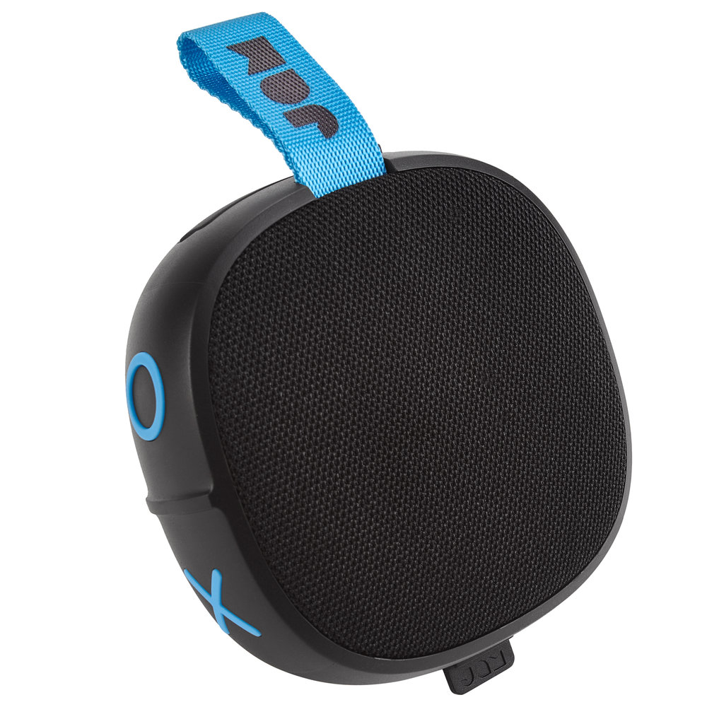 Jam Hang Up Speaker  - 8 hours of play time per charge - Waterproof and dustproof - Bluetooth wireless connectivity