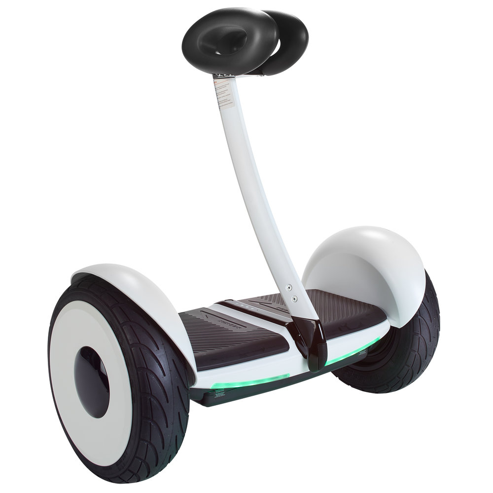 Segway MiniLite  - Hands-free personal transporter - Connectable to smartphones - Running lights included