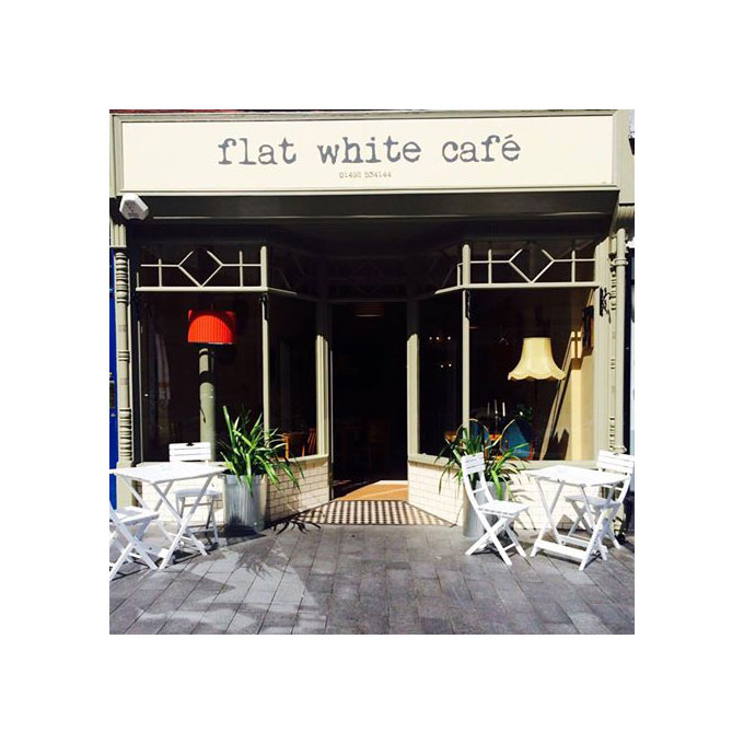 10 % off - Coffee shop in Colwyn Bay