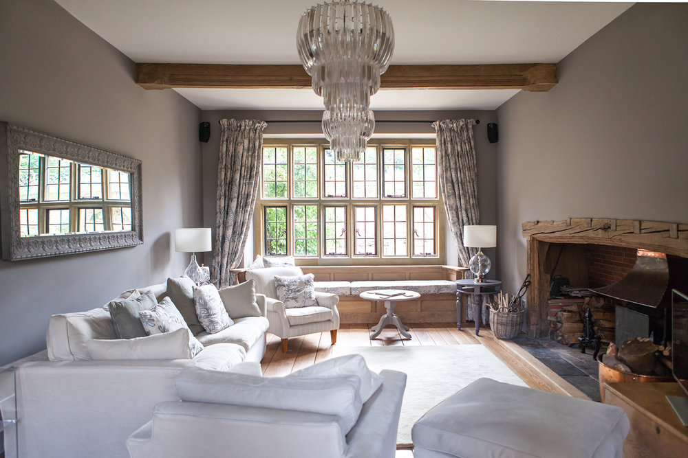 COTSWOLDS MANOR HOUSE -