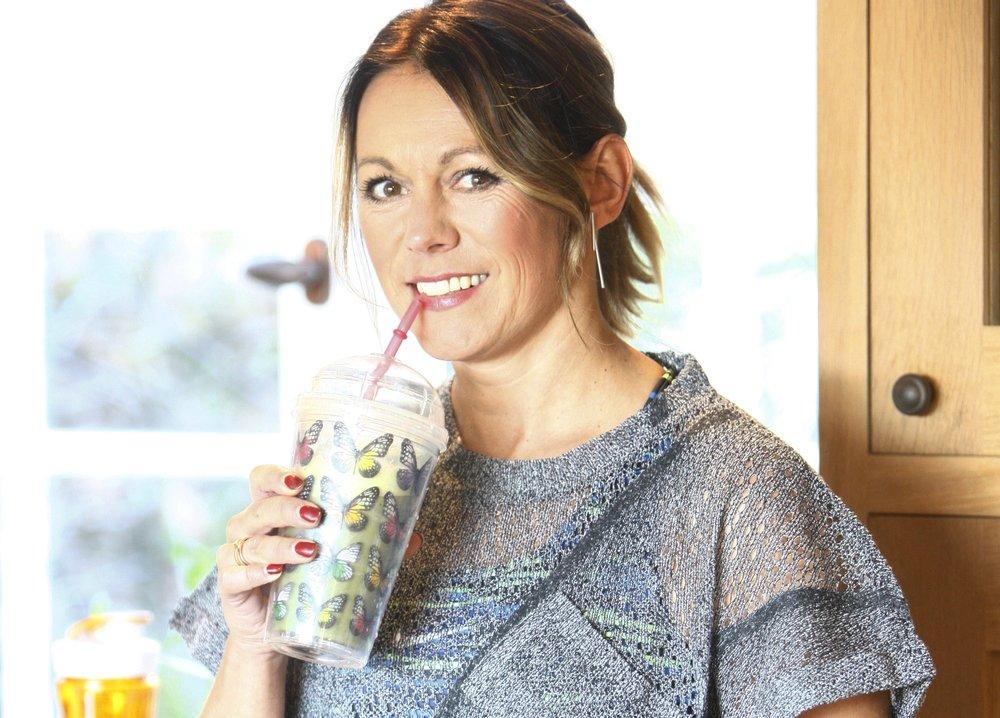 'Healthy lifestyle' met Sabine Appelmans