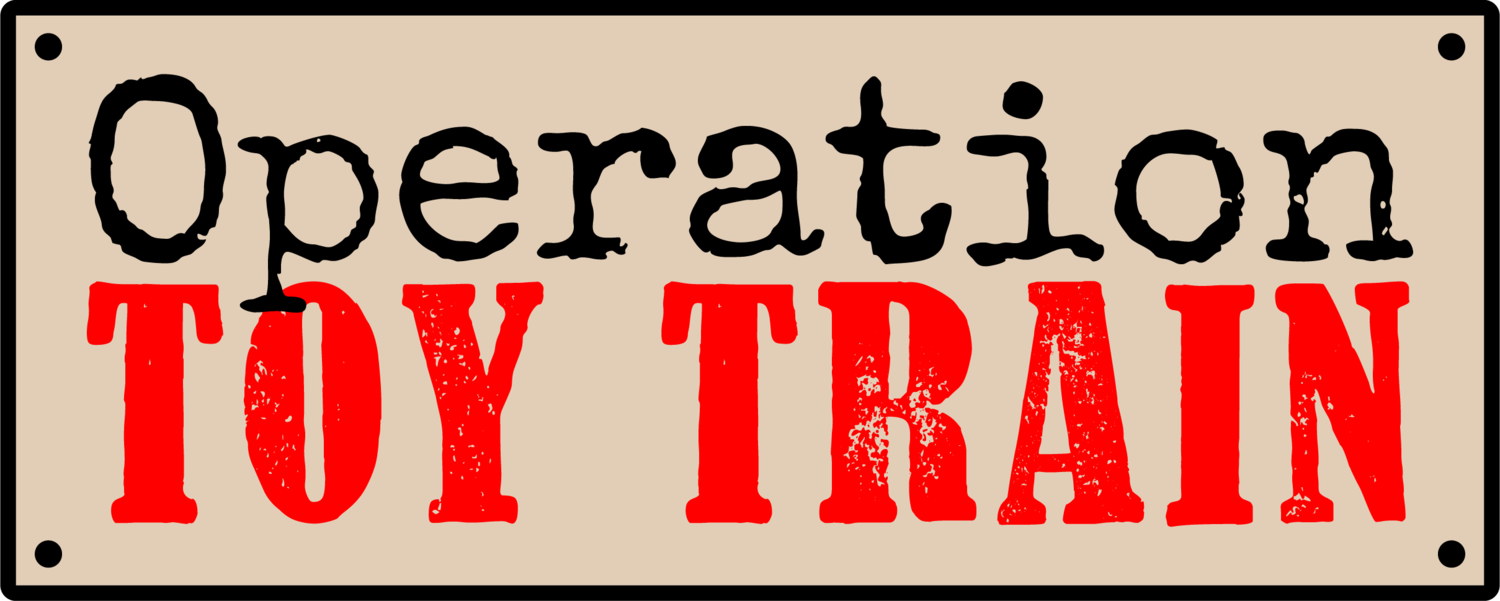 Operation Toy Train