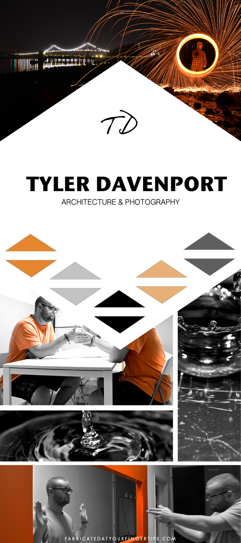 TYLER DAVENPORT architecture and photography portfolio