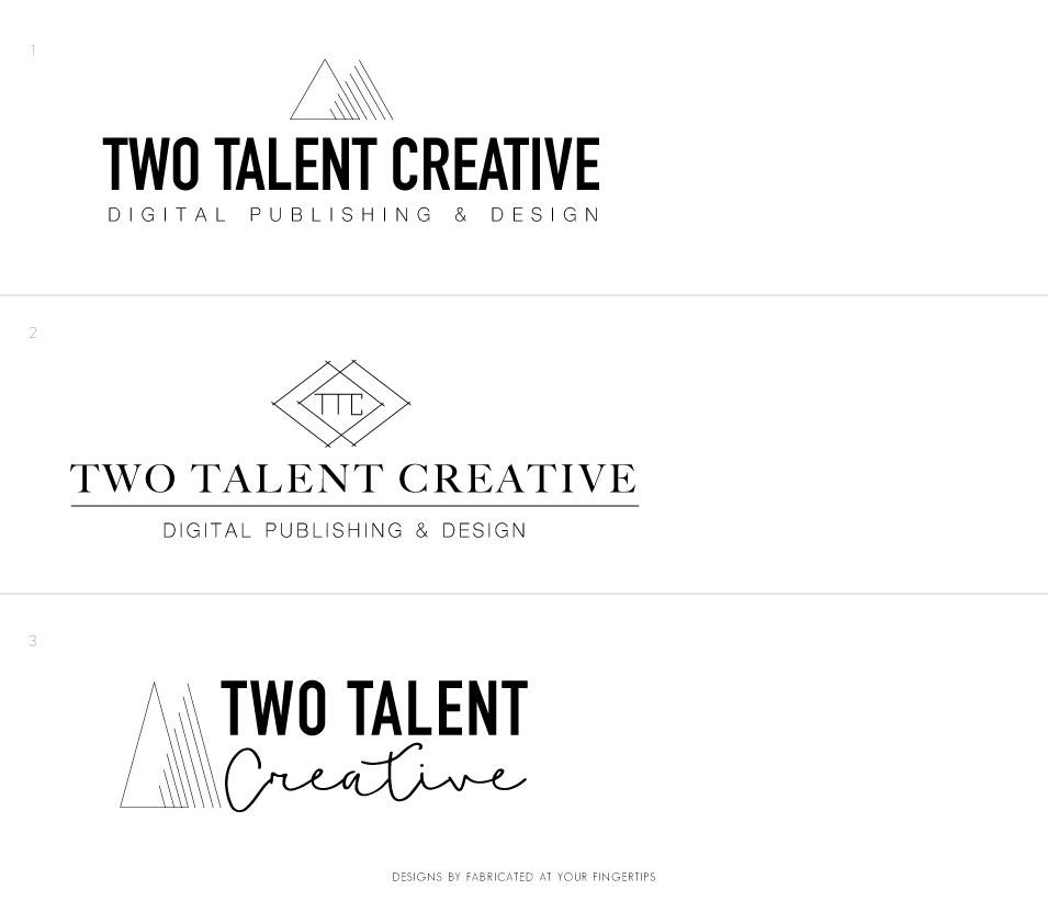Primary Logo design options