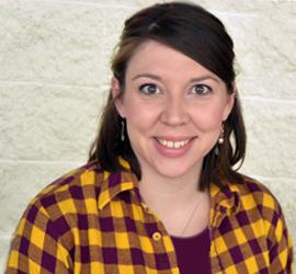 Jenna Bajuszik Student Ministry