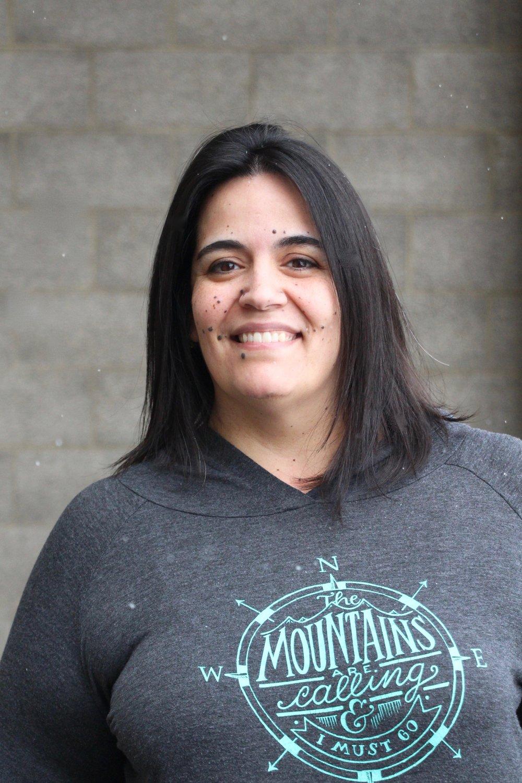 Meg Stewart<br>Preteen Coordinator