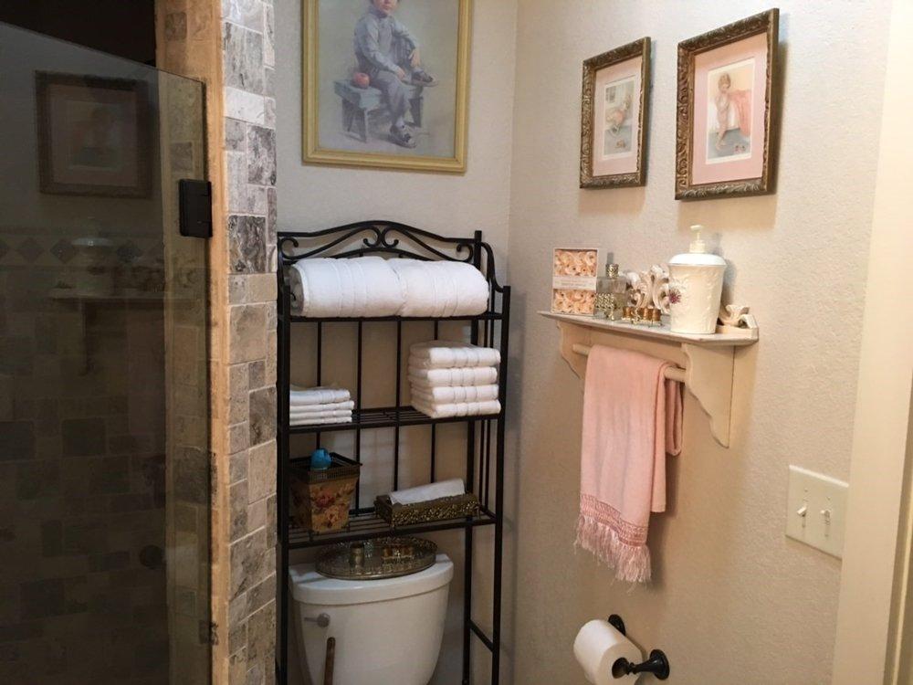 Bella Rose Bathroom