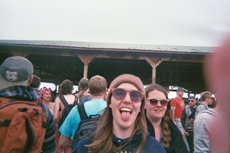 Sasquatch 2014 Disposable Camera