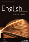 - English: The Journal of the English Association (Oxford University Press)