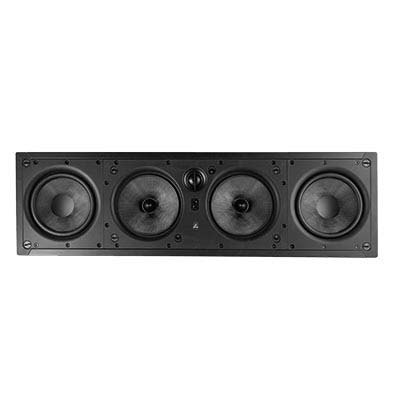 In-Wall - In-Wall speaker allow you to have you speakers virtually disappear into the room. Most come with a paintable grill to match your ceiling color. In-Wall speakers come in many sizes, shapes and performance options.
