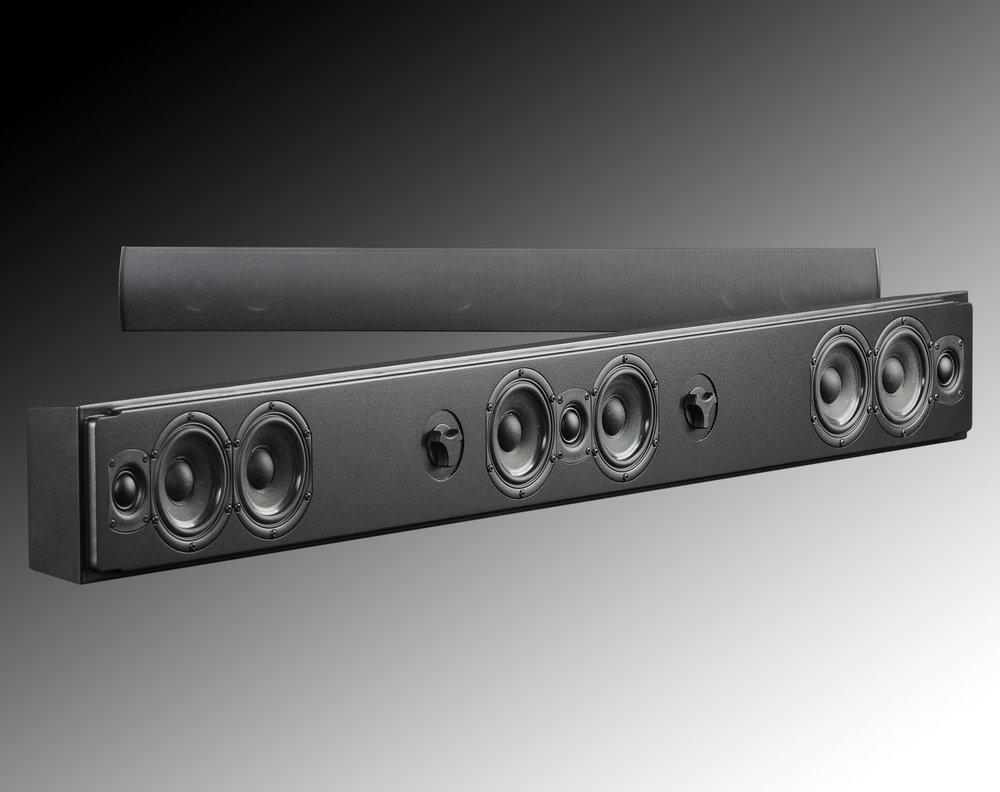 Soundbars - Soundbars offer a convenient way of achieving better sound. They come in many options as well, some are traditional speakers that require a receiver. Other options include amplifiers built in.