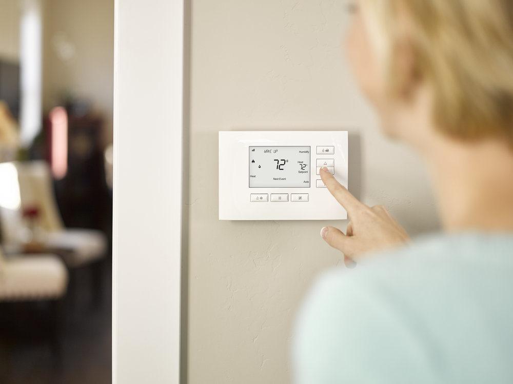 HVAC - Smart Thermostats are one of the first main stream smart technologies to come to the home. Smart thermostats bring conveince and energy savings to one of the most energy demanding items in the home.