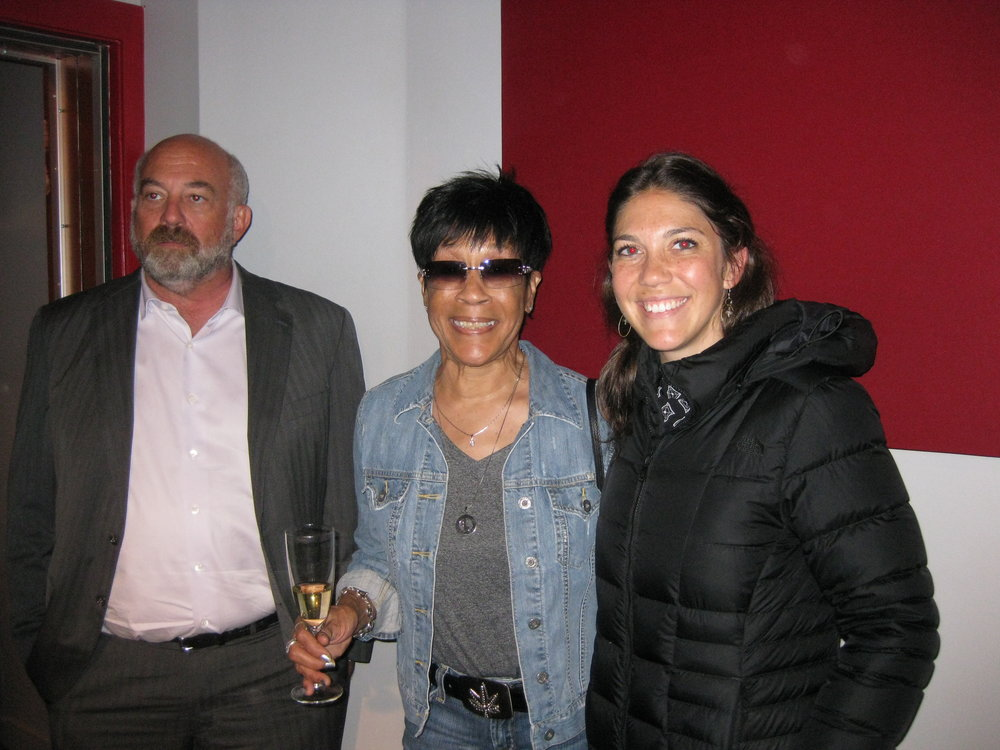 Tom Siering, Bettye Lavette, A. McDaniel; NYC