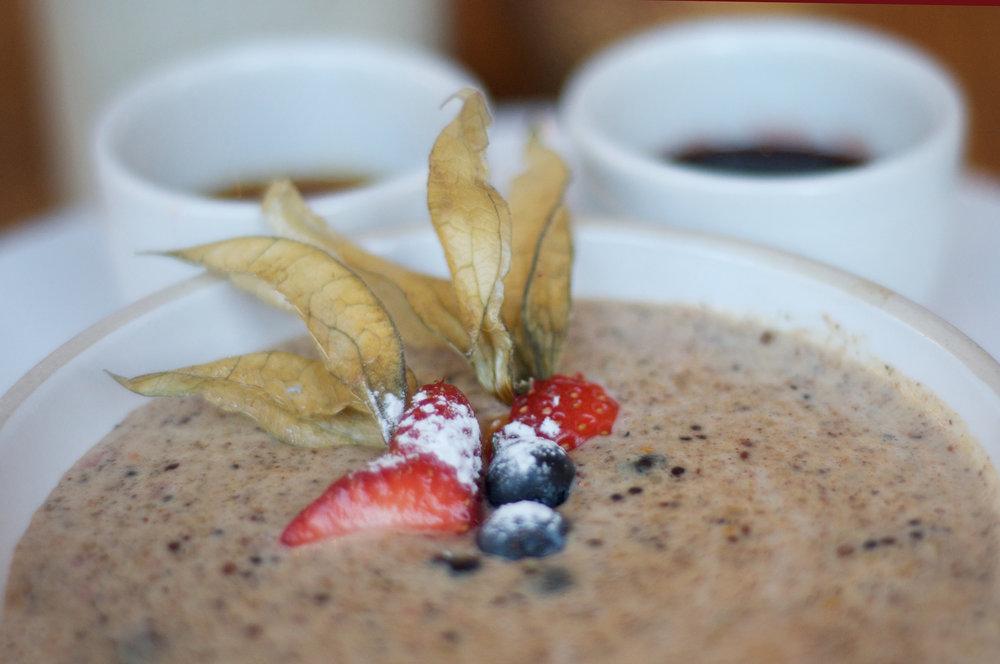 Peruvian porridge