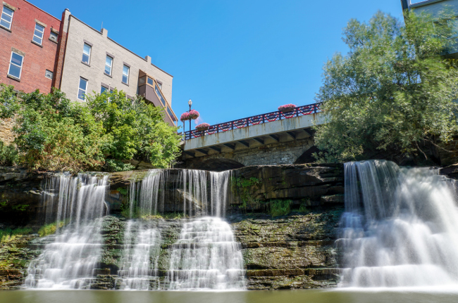 Celebrating & Preservingthe Lifestyle and Historic Character of Chagrin Falls  -
