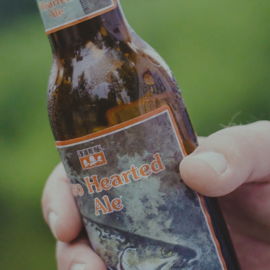 BELL'S BREWERY Two Hearted ale -