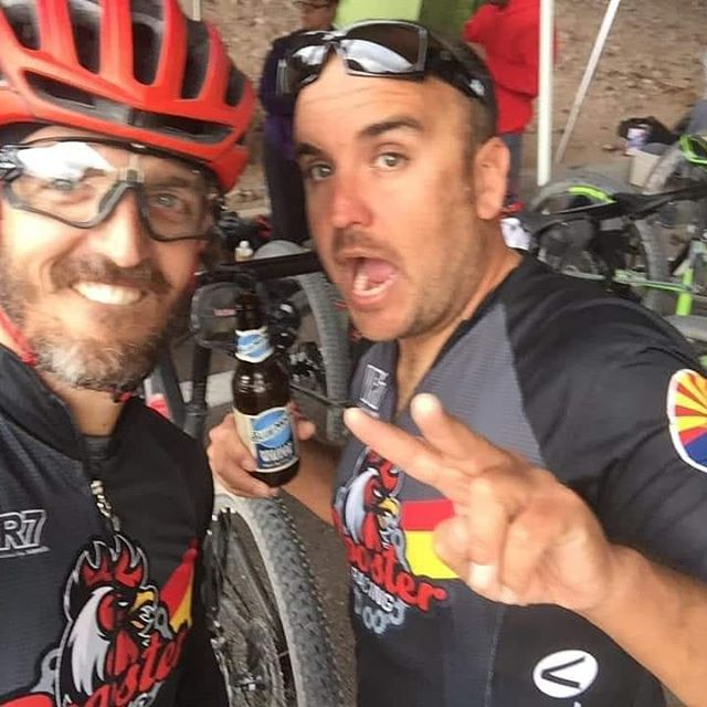 Congrats to CK athlete John Cox and his buddy Dan Coley for their nice performance at the Papago 6er last weekend.  These guys were flying against a stacked field of 60 teams!  Nice work to you both for laying the hammer down and snatching 17th spot.  John is training for the Breckenridge Epic in August of next year.  A 6 day stage race that takes you through some of the most beautiful and painful mountains in the the world.  Cheers to u.