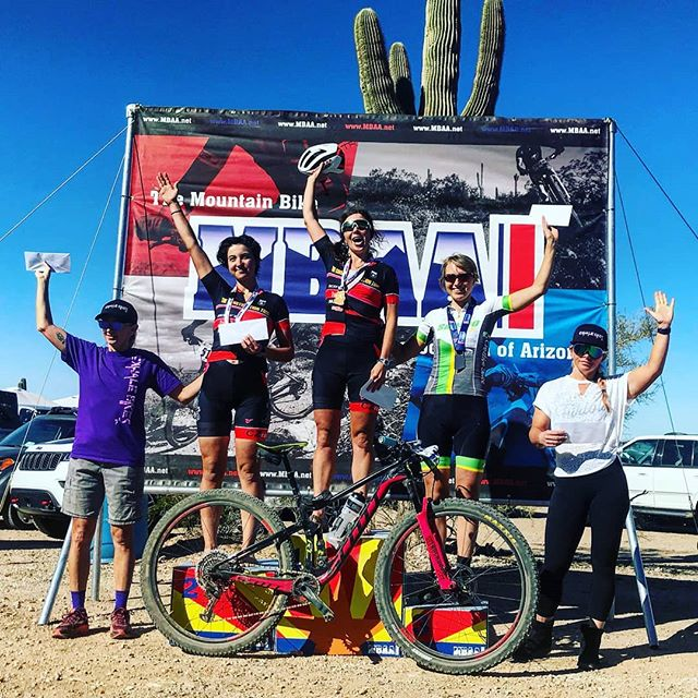 Congratulations to CK athlete Chase Edward's on her MBAA Bike Marathon at Estrella last Saturday.  Love the passion Chase! Keep pedaling.